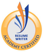 Academy Certified Resume Writer badge