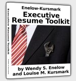 Executive Resume Toolkit
