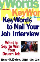 KeyWords to Nail Your Job Interview