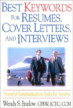 Best Keywords for Resumes, Cover Letters, & Interviews