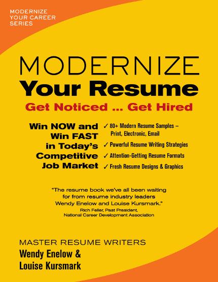 modern resume samples